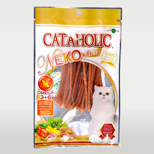 Neko Cat Chicken & Tuna Cat Sticks