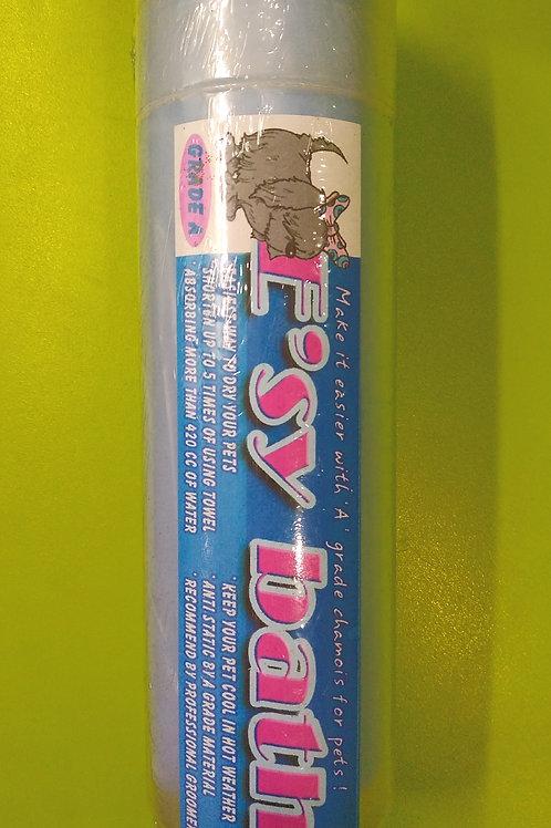 Easy bath - chamois pet towel