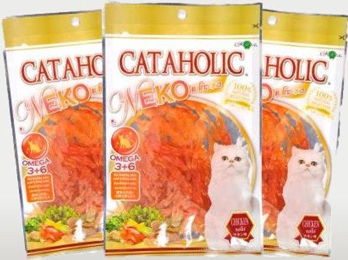 Neko Cat Soft Chicken Jerky Sliced