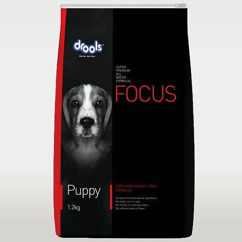 Drools Focus Puppy Super Premium Dog Food 4 kg