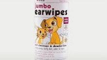 Petkin Jumbo Ear Wipes