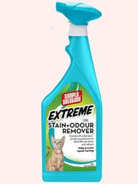 Simple Solution Extreme & Stain Odour Remover Cats