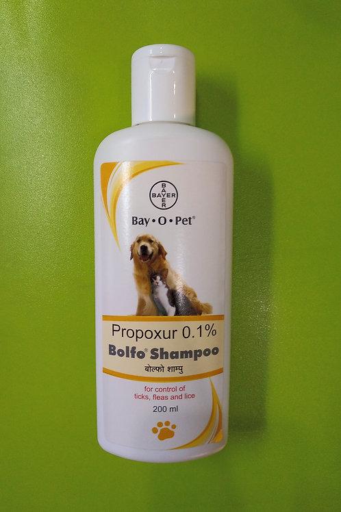 Bayer Bolfo Pet Shampoo - 200 ml