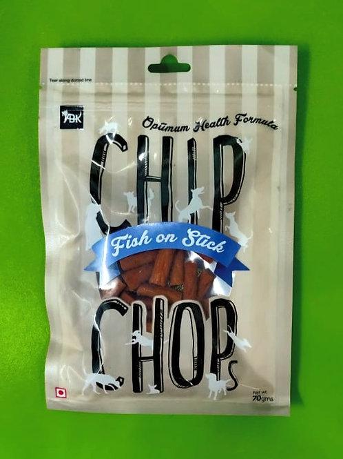 Chip Chop Fish On Stick