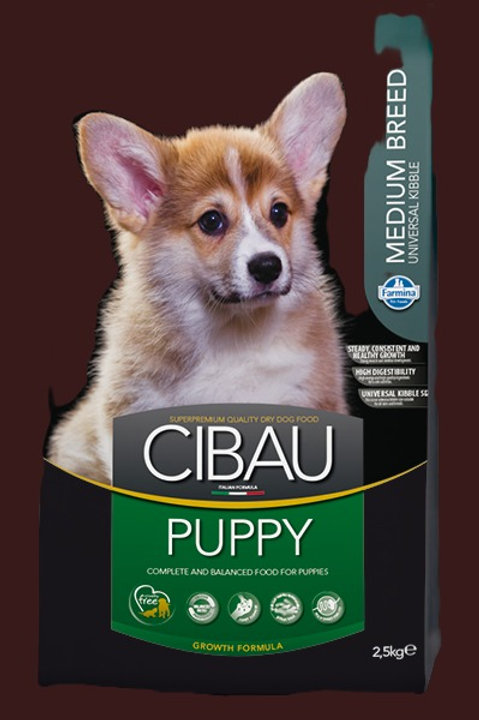 Farmina Cibau Puppy Medium 2 kg