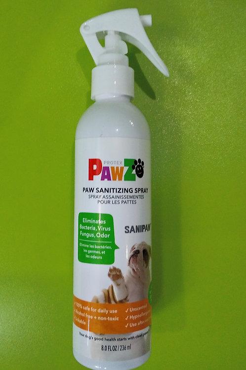 Protex PawZ - Sanipaw Paw Sanitising Spray