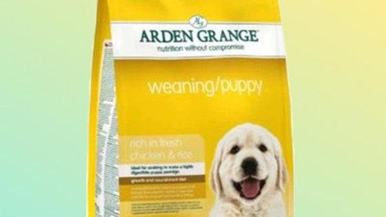 Arden Grange Weaning Puppy 2kg
