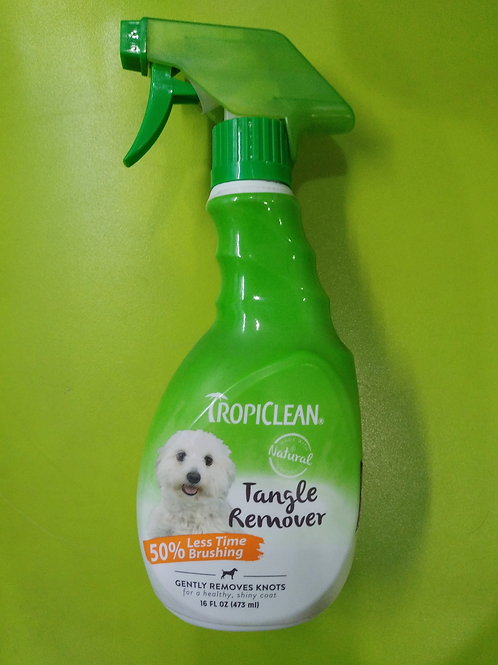 TropiClean Tangle Remover Spray  - 473 ml