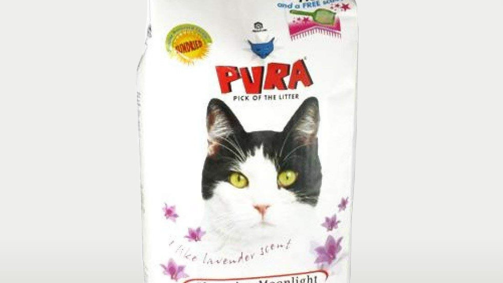 Pura Lavender Cat Litter 5 kg