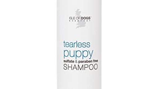 Isle Of Dogs Tearless - Sulfate & Parabeen Free Puppy Shampoo