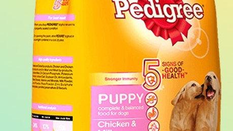 Pedigree Puppy Chicken & Milk Dog Food 1.2 kg