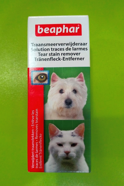 Beaphar Tear Stain Remover 50 ml for Dogs and Cats