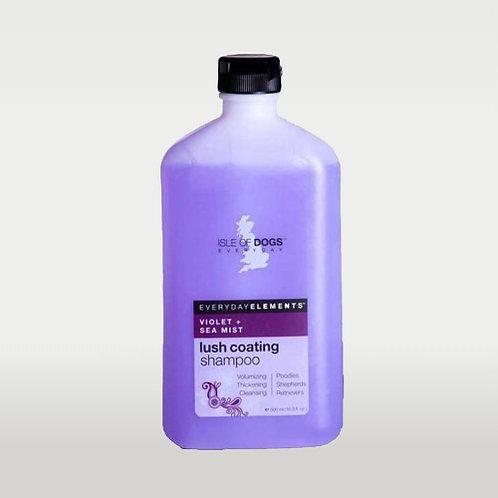Isle Of Dogs Lush Coating Shampoo Violet + Sea Mist