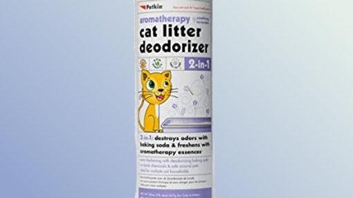 Petkin Cat Litter Lavender Deodrizer 576gms