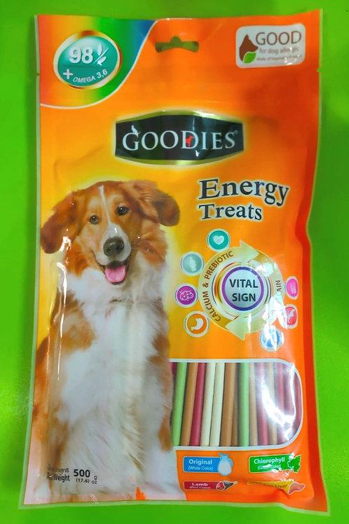 Goodies Mix Sticks Dog Treat - 500 g