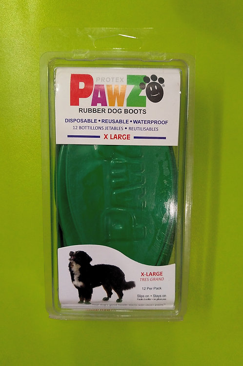 Protex Pawz - X Large All weather Dog Boots