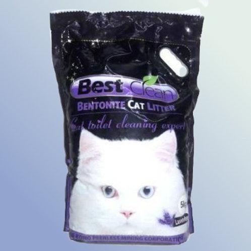 Best Clean Cat Litter Lavender Fragrance 5 kg