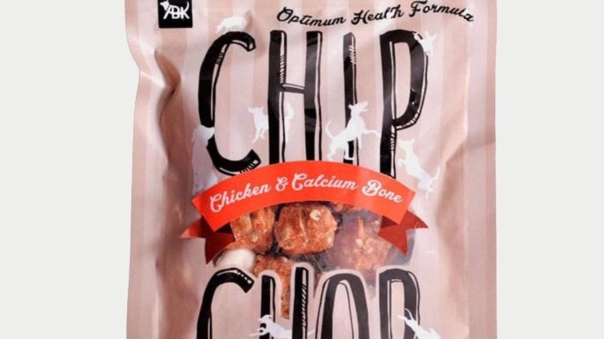 Chip Chop Chicken & Calcium Bone