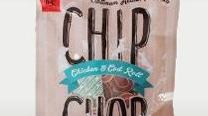 Chip Chop Chicken & Codfish Roll