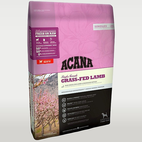 Acana Grass Fed Lamb 340gms