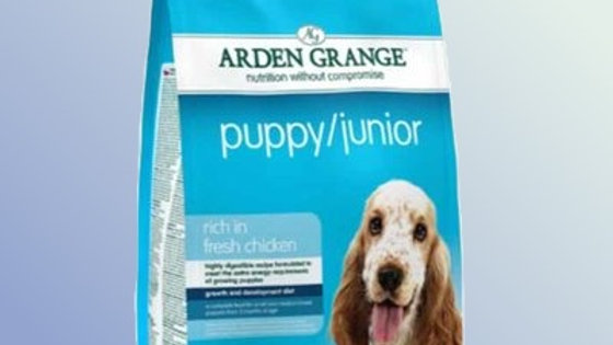 Arden Grange Puppy Junior 2 kg