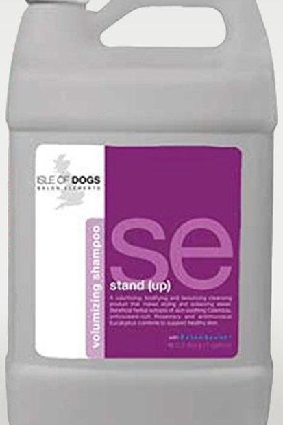 Isle Of Dogs Volumizing Shampoo Stand (up) Gallon 3.8