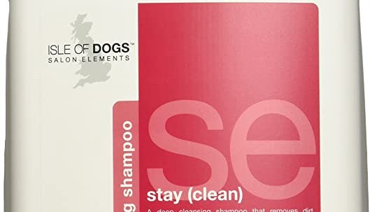 Isle Of Dogs Salon Elements Stay Clean Shampoo Gallon
