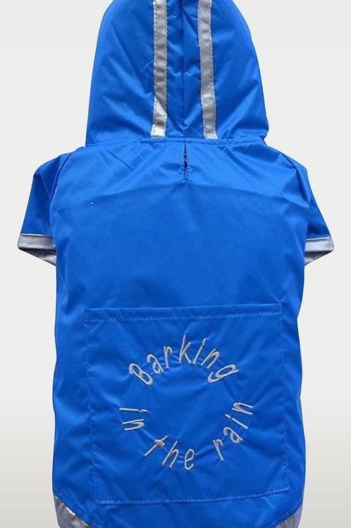DoggyDolly Rain Jacket Blue (Medium)