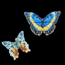 Acquerello Farfalla 6