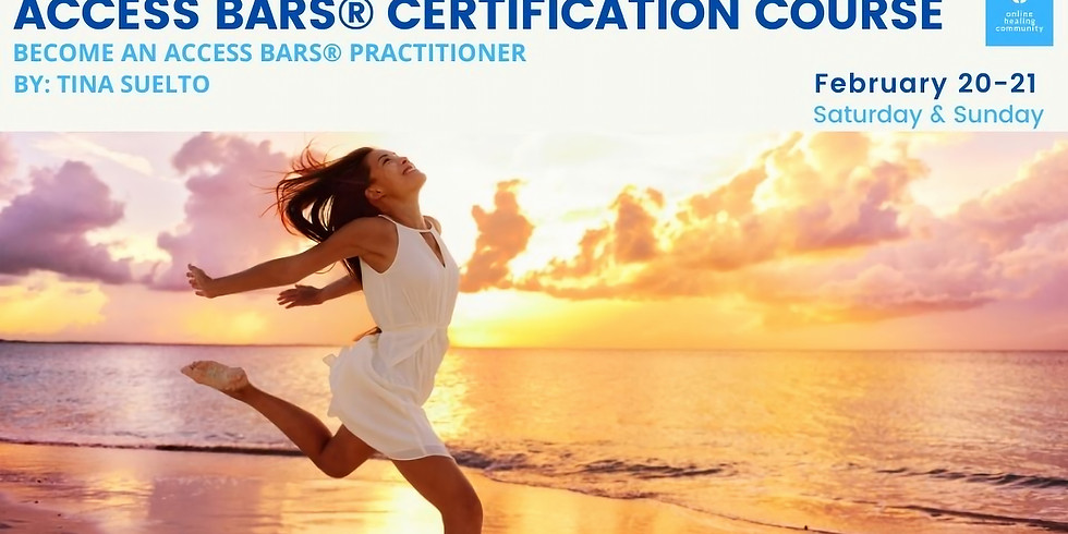ACCESS BARS® CERTIFICATION COURSE