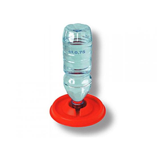 Поилка-держатель для бутылки 0,33 - 0.75л D14 см