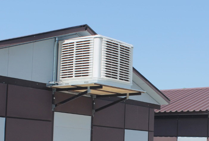 Воздухоохладитель 220V Подача воздуха нижняя.