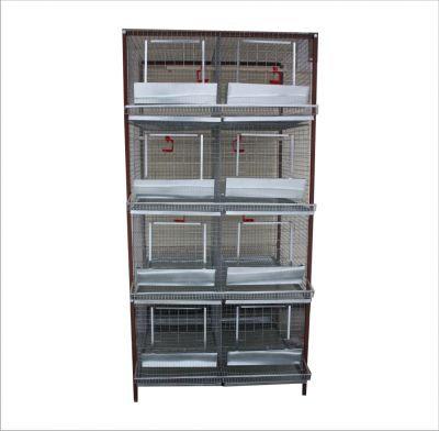 Клетка для кур-несушек или бройлеров 2-4