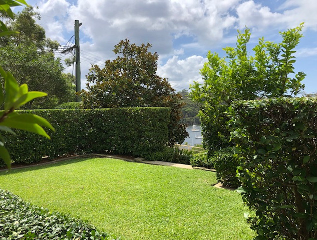 Lawns & Hedging