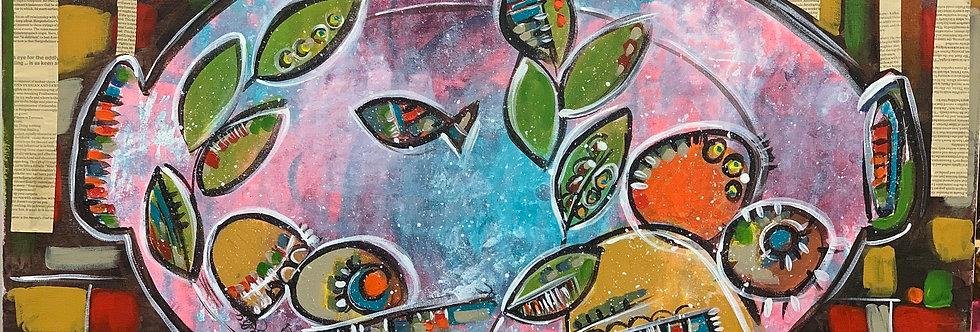 Abstract   fishbowl