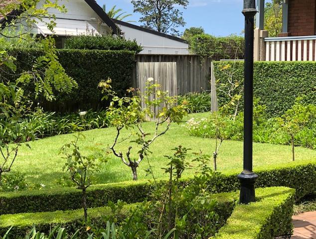 Roseville Garden