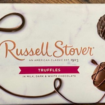 Boxed Russell Stover Truffles