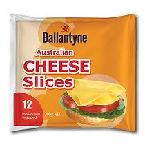 Ballantyne Sliced Cheese Pikzern Marketing
