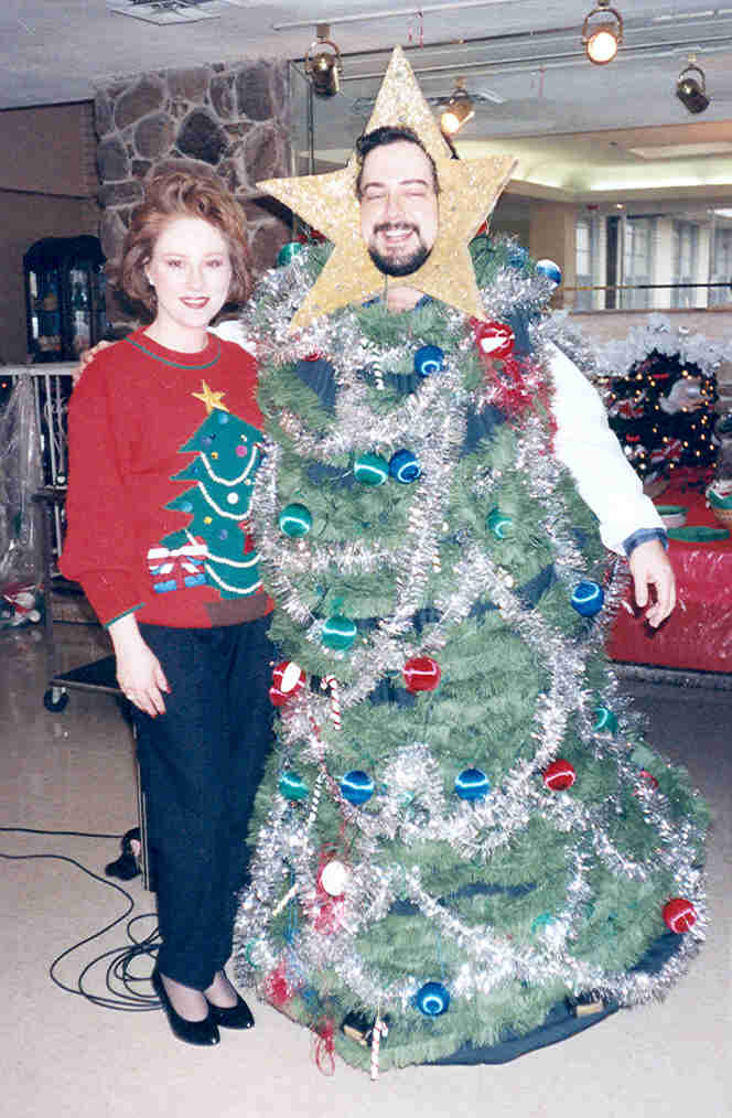 Cindy & Tree