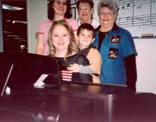 Cindy St. Cyr, Piano Lessons, Music and Wellness Piano