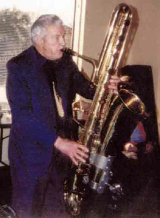 Bob Kuldell - Bari Saxophone