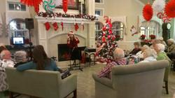 Singing 2013-12-18