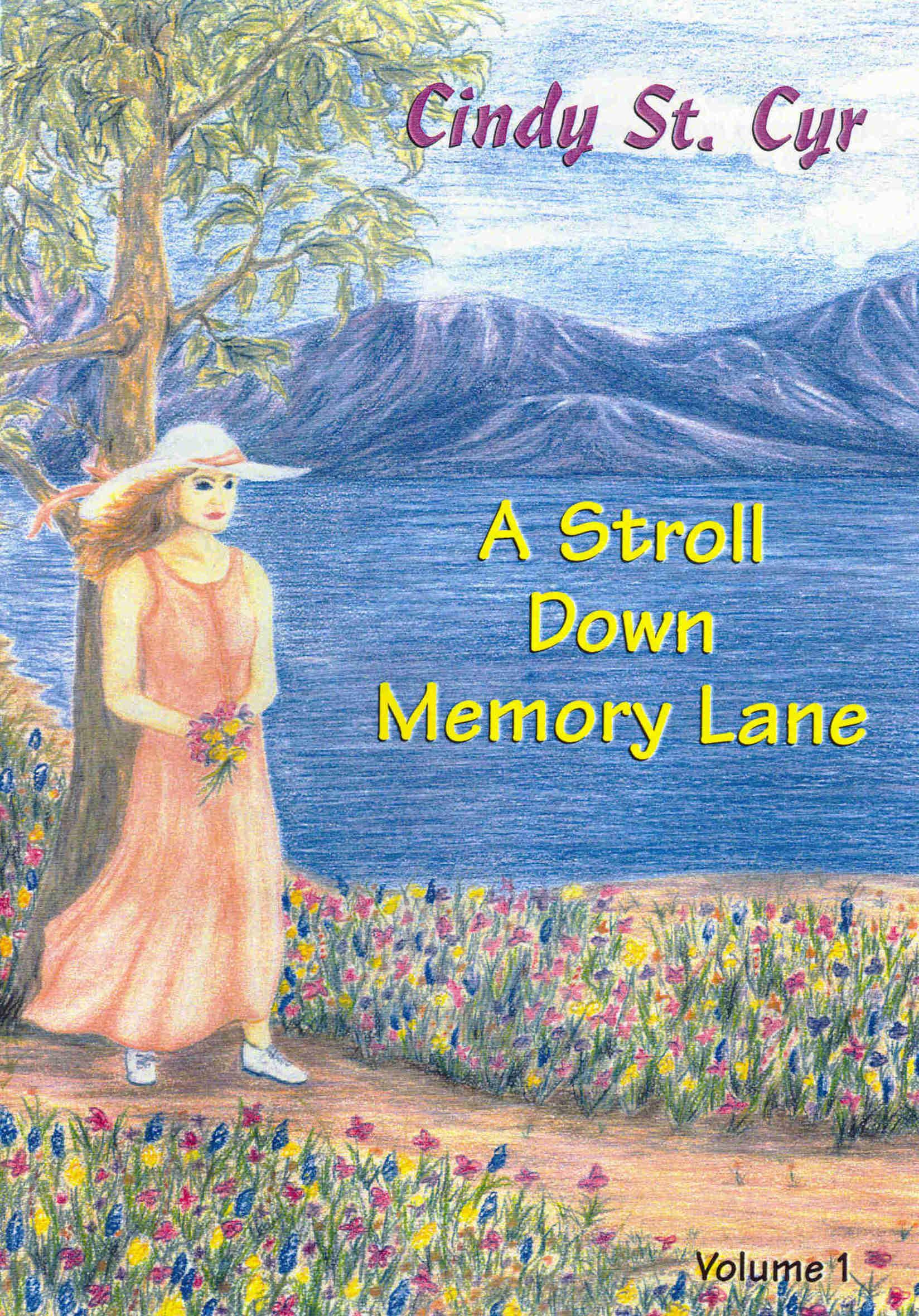 Stroll CD Cover