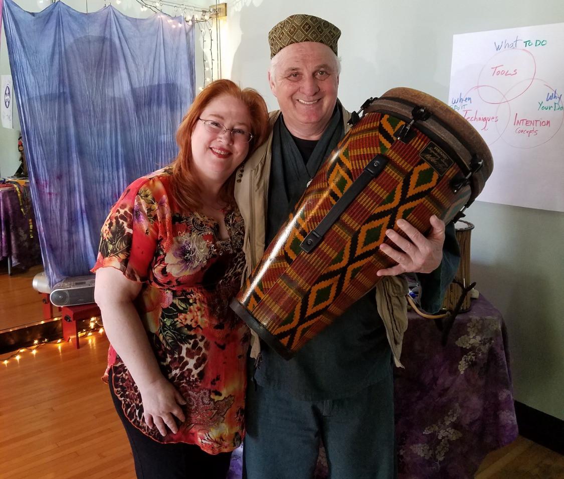 Cindy & Arthur Hull - Playshop Facilitation Training