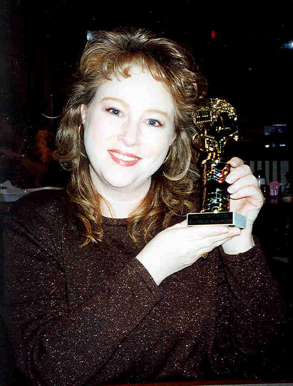 GCIC 99 Award - When Sunny Gets Blue