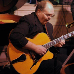 Mike Wheeler - Guitar