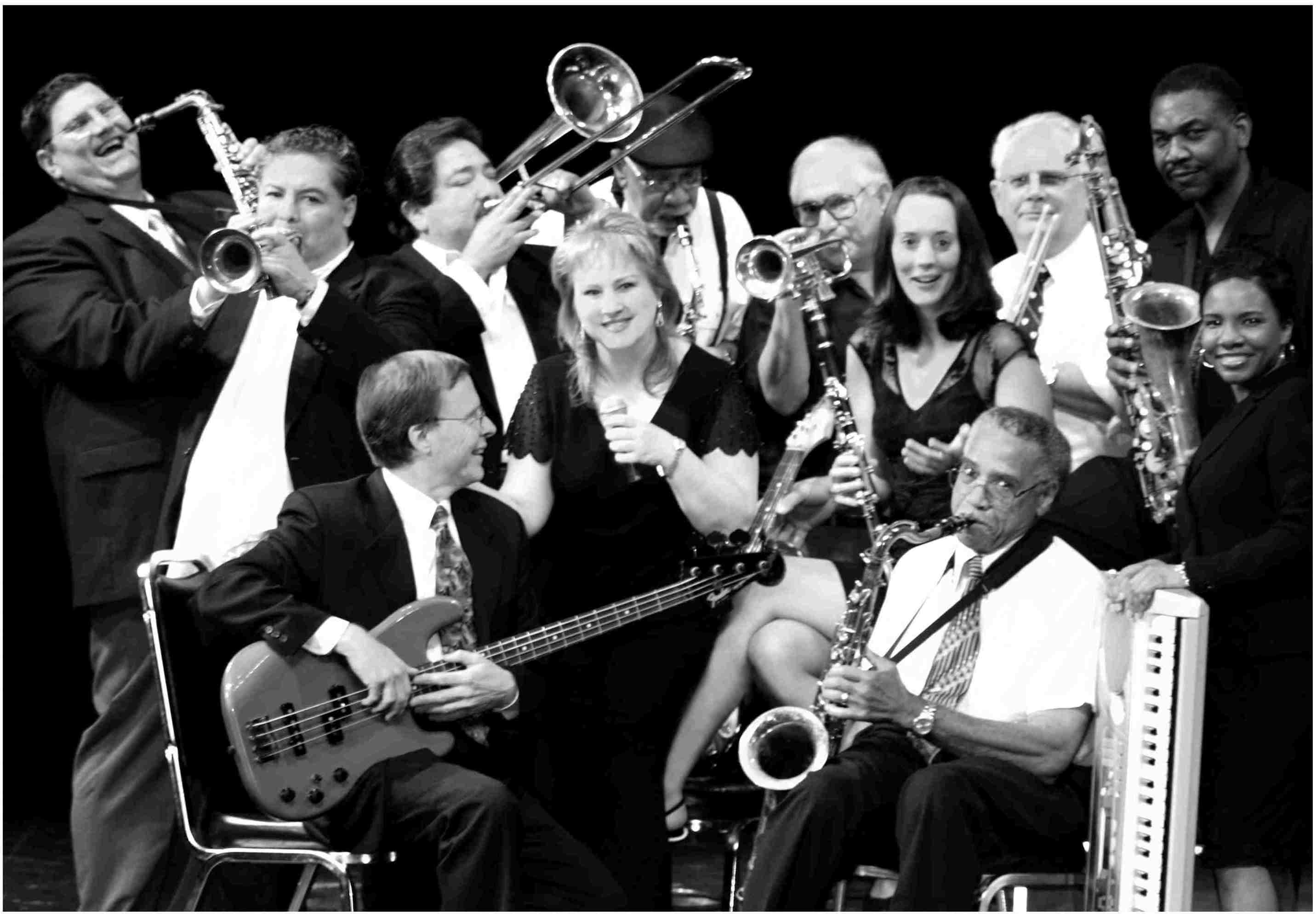 Texas Jazz Central Big Band