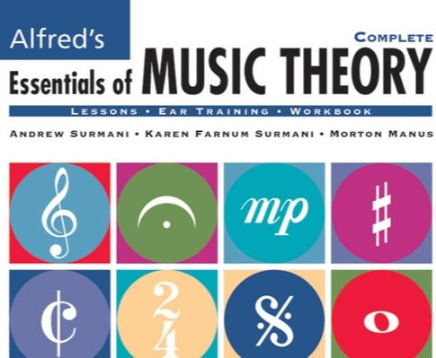 Music Theory Essentials with Cindy $40