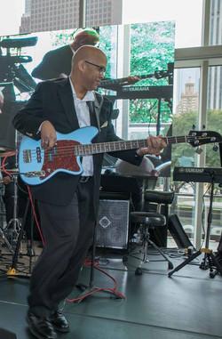 Keith Vivens - Bass