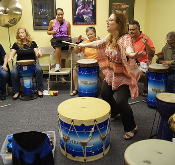 Cindy St. Cyr, Houston Music & Wellness Center, Professional Development Training, Activity Director Programs, HealthRHYTHMS Drumming, Drumming for Seniors, Drumming in Health Care, Drumming for Health and Wellness, Drumming for Stress Reduction, Team Building with Music, Workplace Wellness, Drum Circle Facilitation Training, Activity Directors, Staff Development Programs, Drumming in Education, Drumming for Healing, Benefits of Drumming, Piano Lessons, Voice Lessons, Music Programs for Homeschool, Drumming with Essential Oils, Aroma Drum Therapy, Healing Drum Kit Workshop, Healing Drum, Drum Circles Houston, Youth Drumming, Drumming for Kids